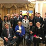 Переобраний голова та склад палат КДКА Київської області