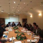 24.02.2017 року відбулося перше засідання КДКА Київської області