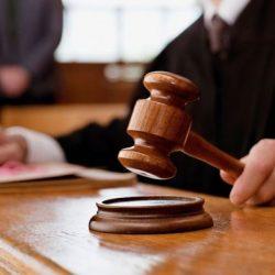 Про позови, які не підлягають судовому розгляду.
