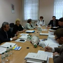 Сьогодні (24.02.17), відбулось перше засідання Дисциплінарної палати