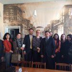Голова КДКА та члени КДКА відвідали Центральний державний історичний архів України
