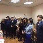 14 березня 2017 року КДКА Київської області приймала письмову частину екзамену