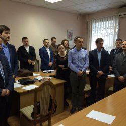 Сьогодні КДКА Київської області приймає усну частину іспиту