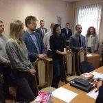 Кваліфікаційна палата КДКА Київської області приймає письмову частину іспиту