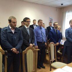 Кваліфікаційна палата КДКА Київської області приймає усну частину іспиту
