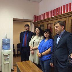 Сьогодні (25.05.2017) Кваліфікаційна палата КДКА Київської області приймає усну частину іспиту