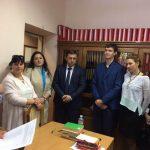 Сьогодні (23.05.2017) Кваліфікаційна палата КДКА Київської області приймає письмову частину іспиту