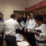 Сьогодні (13.06.2017) Кваліфікаційна палата КДКА Київської області приймає письмову частину іспиту
