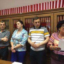 Сьогодні (06.06.2017) Кваліфікаційна палата КДКА Київської області приймає письмову частину іспиту