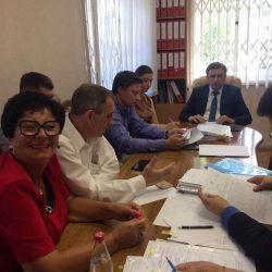 Сьогодні (21.06.2017) року відбулось засідання КДКА Київської області