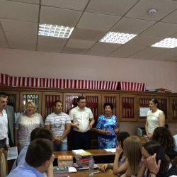 Сьогодні (13.07.2017) Кваліфікаційна палата КДКА Київської області приймає письмову частину іспиту