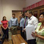 Сьогодні (20.07.2017) Кваліфікаційна палата КДКА Київської області приймає усну частину іспиту