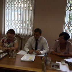 26.07.2017 року відбулось засідання КДКА Київської області