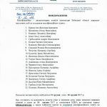 Список осіб допущених до складання кваліфікаційного іспиту 21.12.2017