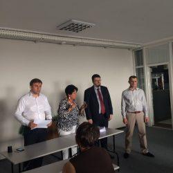 Сьогодні (15.08.2017) Кваліфікаційна палата КДКА Київської області приймає письмову частину іспиту