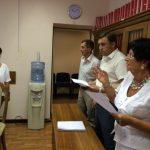 Сьогодні (01.08.2017) Кваліфікаційна палата КДКА Київської області приймає письмову частину іспиту