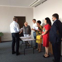 Сьогодні (17.08.2017) Кваліфікаційна палата КДКА Київської області приймає усну частину іспиту