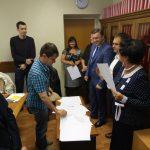 Сьогодні (07.09.2017) Кваліфікаційна палата КДКА Київської області приймає усну частину іспиту