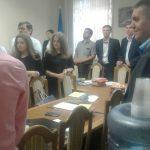 Сьогодні (19.09.2017) Кваліфікаційна палата КДКА Київської області приймає письмову частину іспиту