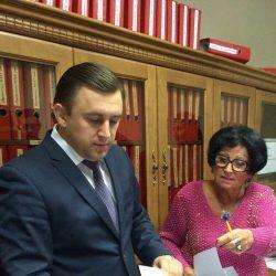 Сьогодні (10.10.2017) Кваліфікаційна палата КДКА Київської області приймає письмову частину іспиту