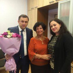 Вітаємо Мартишенко Тамару Олександрівну!