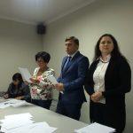 Сьогодні (05.10.2017) Кваліфікаційна палата КДКА Київської області приймає усну частину іспиту