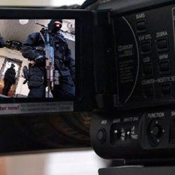 Відеофіксація під час винесення та виконання ухвали про обшук.