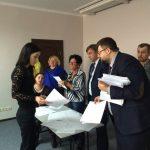Сьогодні (16.11.2017) Кваліфікаційна палата КДКА Київської області приймає письмову частину іспиту