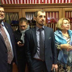 Сьогодні (23.11.2017) Кваліфікаційна палата КДКА Київської області приймає усну частину іспиту