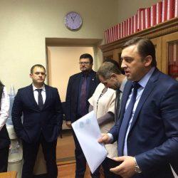 Сьогодні (21.11.2017) Кваліфікаційна палата КДКА Київської області приймає усну частину іспиту