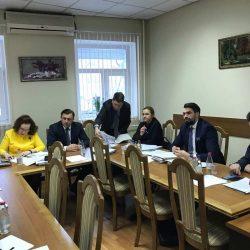 Засідання Дисциплінарної палати КДКА Київської області 29.11.2017