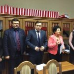 Сьогодні (26.12.2017) Кваліфікаційна палата КДКА Київської області приймає усну частину іспиту