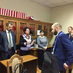 Сьогодні (21.12.2017) Кваліфікаційна палата КДКА Київської області приймає письмову частину іспиту.