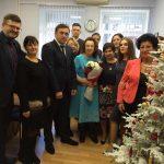 КДКА Київської області вітає голову Дисциплінарної палати Лісниченко Є.І з Днем народження.