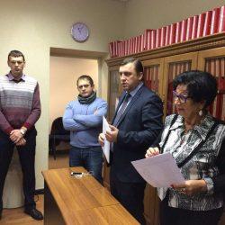 Сьогодні (12.12.2017) Кваліфікаційна палата КДКА Київської області приймає усну частину іспиту