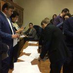 Сьогодні (25.01.2018) Кваліфікаційна палата КДКА Київської області усну частину іспиту.