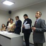 Сьогодні (11.01.2018) Кваліфікаційна палата КДКА Київської області приймає письмову частину іспиту.