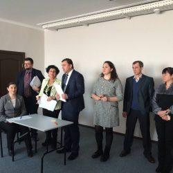 Сьогодні (06.02.2018) Кваліфікаційна палата КДКА Київської області приймає письмову частину іспиту.