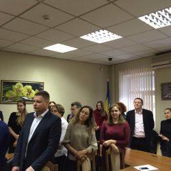Сьогодні (08.02.2018) Кваліфікаційна палата КДКА Київської області приймає усну частину іспиту.