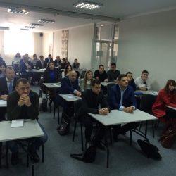 Сьогодні (22.02.2018) Кваліфікаційна палата КДКА Київської області приймає усну частину іспиту.