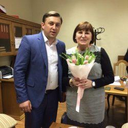 Вітаємо Вороніну Наталію Юріівну!