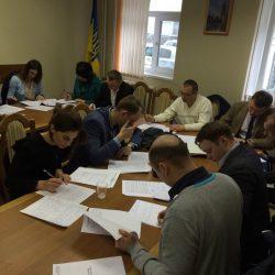 Сьогодні (29.03.2018) Кваліфікаційна палата КДКА Київської області приймає усну частину іспиту.