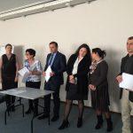 Сьогодні (27.03.2018) Кваліфікаційна палата КДКА Київської області приймає усну частину іспиту.