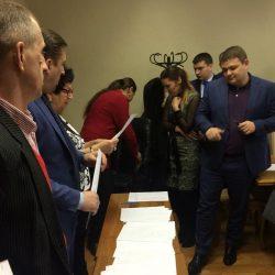 Сьогодні (20.03.2018) Кваліфікаційна палата КДКА Київської області приймає письмову частину іспиту.