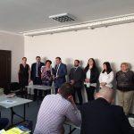 Сьогодні (10.04.2018) Кваліфікаційна палата КДКА Київської області приймає письмову частину іспиту.