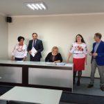 Сьогодні (17.05.2018) Кваліфікаційна палата КДКА Київської області приймає усну частину іспиту.