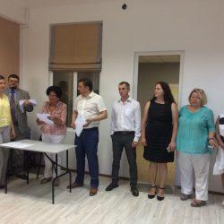 Сьогодні (05.06.2018) Кваліфікаційна палата КДКА Київської області приймає письмову частину іспиту.