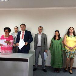 Сьогодні (07.06.2018) Кваліфікаційна палата КДКА Київської області приймає усну частину іспиту.