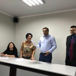 Сьогодні (27.07.2018) Кваліфікаційна палата КДКА Київської області приймає усну частину іспиту.