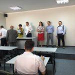 Сьогодні (12.07.2018) Кваліфікаційна палата КДКА Київської області приймає усну частину іспиту.